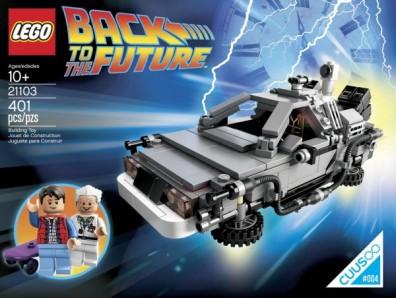 LEGO-BTTF-DeLorean-1
