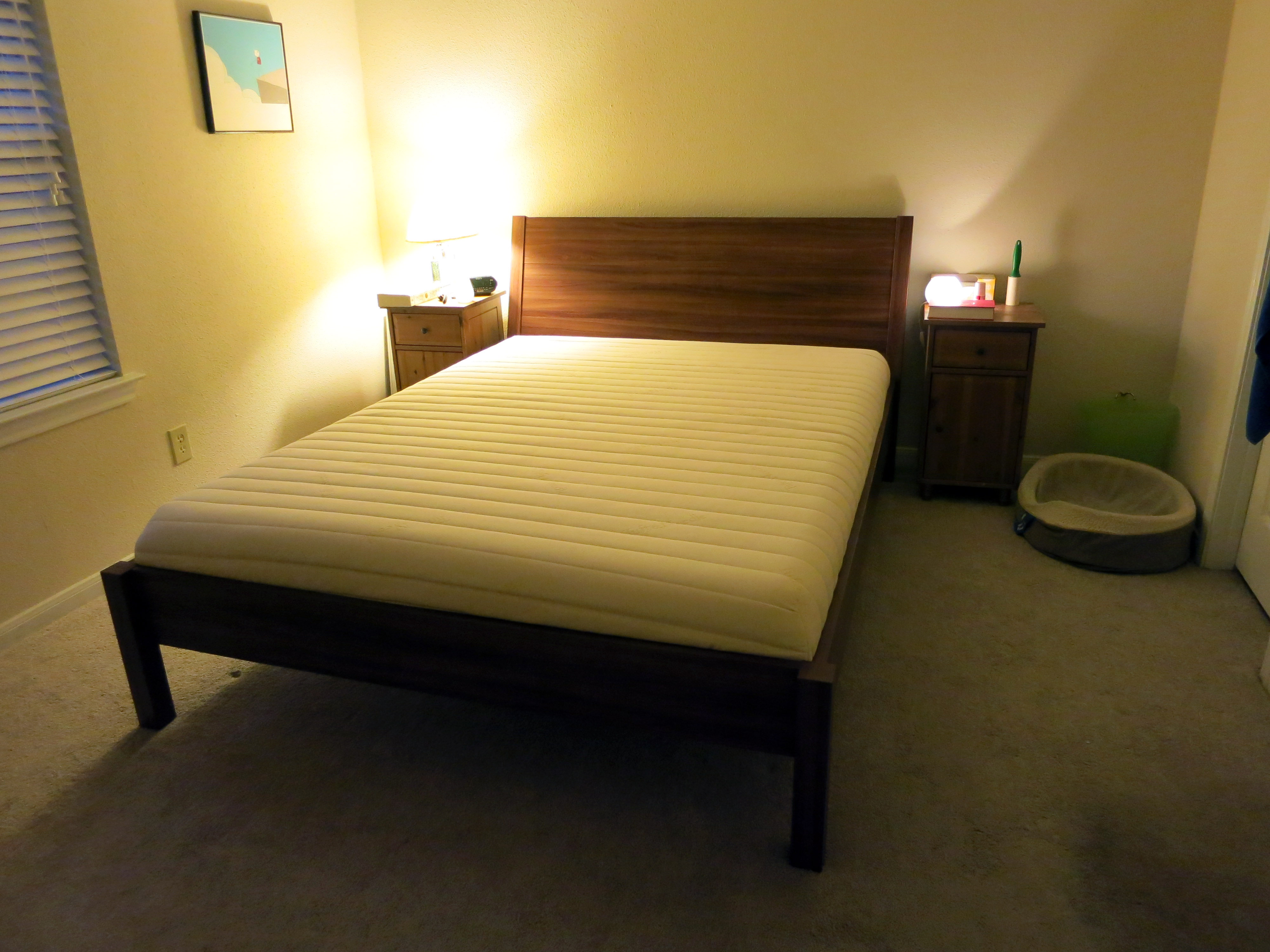 Tuft & needle's 10″ mattress: a review (and a new ikea bed frame ...